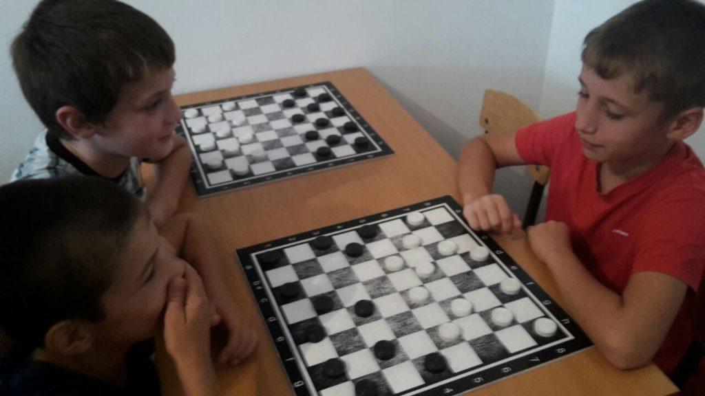 6 сентября учащиеся ДЮСШ№1 приняли участие в шахм.
