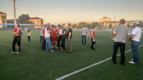 Городской турнир по мини- футболу