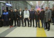 Встреча  призера Первенства Европы Тепкаева Турпал- Али